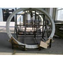 Bagues laminées à chaud et bague / bague roulée Fabricants