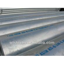 Precio del tubo de acero galvanizado