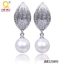925 Sterling Silver Fwp Earrings (BR125091)