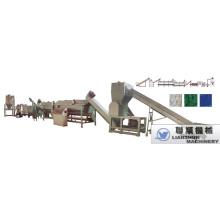 CE/SGS/ISO9001 PP PE película línea de reciclaje