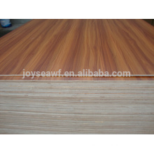 1220*2440mm hot press plywood melamine coated plywood for sale