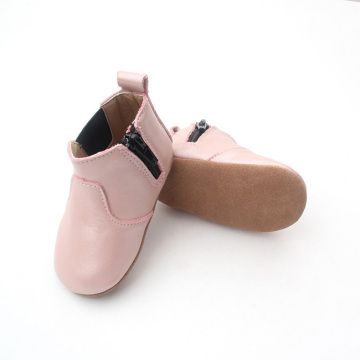 Bottines de sport en cuir Soft Sole Infant
