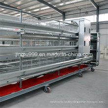 Poultry Equipment Chicken Cage Machine
