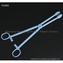 CE y la FDA certificó los fórceps largos de la esponja de los 23cm