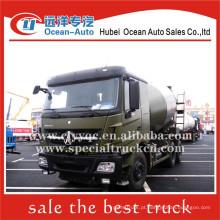 North Benz 12 CBM caminhão de concreto usado caminhão 6x4 para venda quente