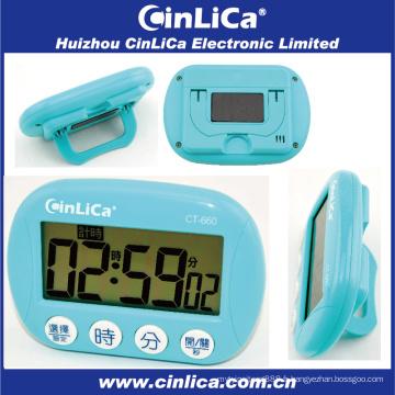CT-660 pas cher 12/24 heure à bon marché timer numérique avec fonction horloge
