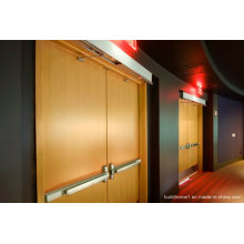 Best-Preis-Garantie High Class Emergency Steel Fire Rated Türen