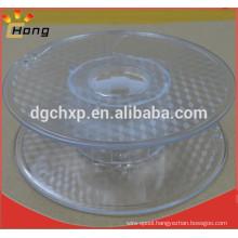 200mm clear ps filament 3d printer spool reel