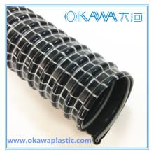 35 мм ПВХ Проводящий вакуумный шланг с одной стальной проволокой