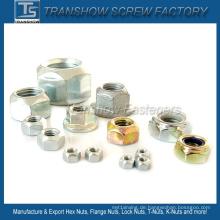 DIN ISO Standard Kontermuttern