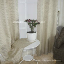 2016 Morden Polyester Soft Texile Window Curtain
