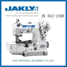 JK562-23BB Fine Con buena alabanza pública High speed ROLLED-EDGE STRETCH Máquina de coser