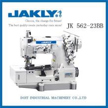 JK562-23BB DOIT Com estrutura simples e fina Alta velocidade ROLLED-EDGE STRETCH Máquina de Costura