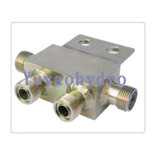 Orfs Weld Block Tube Fittings for Construction Machinery