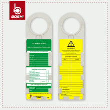 Scaffold Tag BD-P33 with OEM Service