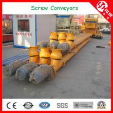 168mm--323mm Small Screw Conveyor, Screw Conveyor for Silo Cement