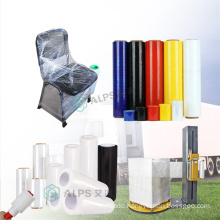 Alps Lldpe Film Stretch Shrink Wrap Film Roll Plastik Stretch Film Wrap Transparent for Packaging