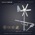 30-120W luz de rua solar da energia de vento com CE RoHS Modelo novo