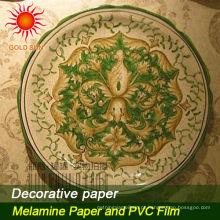 usado para papel decorativo de móveis