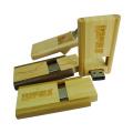 New Style Swivel Wood USB Pen Drive Großhandel