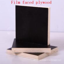 Contrachapado de película negra para encofrado de hormigón