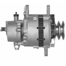 Mitsubishi Automobile Alternator ME017590, A4T66288, Used On Mitsubishi Diesel Engine 6D16