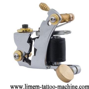 2017 haute qualité 12 enveloppes vert bobines machine à tatouer