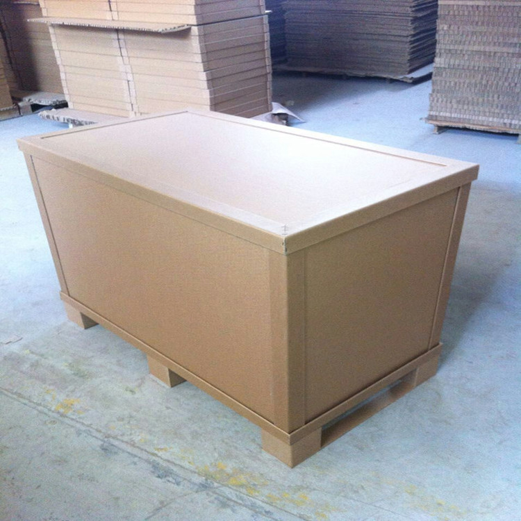 Paper Pallet For Shipping