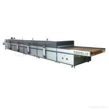 TM-IR1000 IR Sèche le secteur de convoyeur infrarouge de tunnel de feuille d'industrie