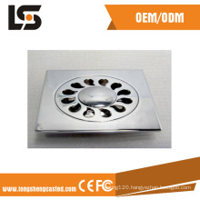 Bathroom Accessories CNC Stamping Supplier in China Floor Drain