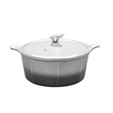 Potenciômetro de cozimento cerâmico de alumínio quente da venda