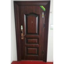 Meilleure vente de porte de sécurité en bois pour résidentiel