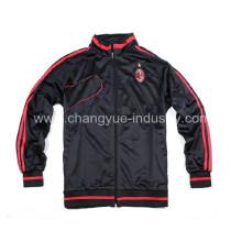 calidad de Tailandia de chaquetas de futbol con precio competitivo para los hombres