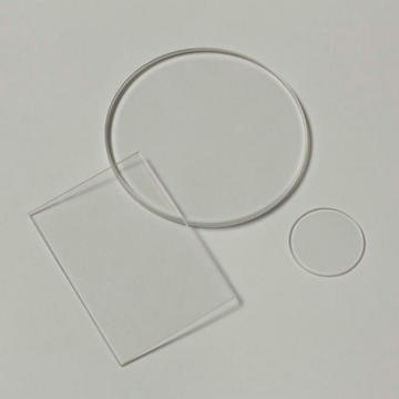 1.0mm Thick Flat Sapphire Watch Glass Crystal