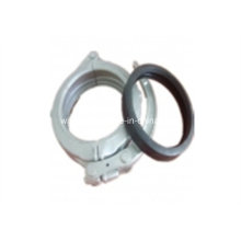 Dn125 (5inch) Concrete Pump Forged Clamp