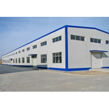 Light Weight Steel Frame Joint Industrial Workshop Construction