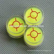 20x14mm mini circular bubble level vials