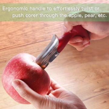 Newness Premium Apple Corer Remover Cutter Slicer Tools