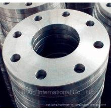 SABS1123 1000/3 placa brida para proyecto minero