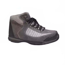 China Factory Professional PU/Leather Industrial Safety Working Shoes