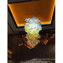 Modern Glacc Chandelier Pendant Lamps (MD8090)