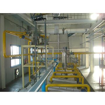 2000t / d Ligne de production d'extraction d'huile