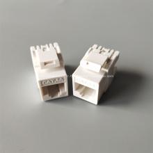 Prise Keystone MIG UTP CAT6A RJ45 haute densité