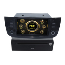 Wince 6.0 PIP Virtual 6CD multimedia central para Fiat Linea con GPS / 3G / Bluetooth / TV / IPOD / RDS