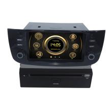 Wince 6.0 PIP Virtual 6CD multimídia central do carro para Fiat Linea com GPS / 3G / Bluetooth / TV / IPOD / RDS