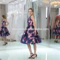 Rührende türkische Abendkleider des neuen Tanzes des heißen Verkaufs neue