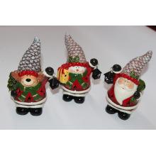 20cm Porzellan Craft für einzigartige Weihnachts-Desktop