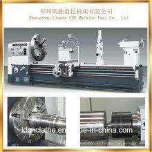 Máquina de torno horizontal de precisión de alta velocidad Cw61100
