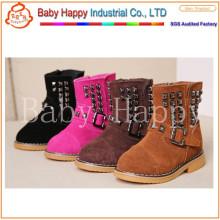 La marca de fábrica cómoda cómoda de la nueva manera al por mayor embroma los zapatos