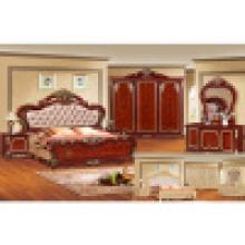 Lit classique pour les meubles de maison et les meubles d'hôtel (W805A)